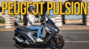 PEUGEOT PULSION – CHEGA A PORTUGAL A SCOOTER QUE MAIS APOSTA NA CONECTIVIDADE E SEGURANÇA thumbnail