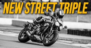 Vídeo teaser – No dia 7 de outubro a Triumph irá revelar uma nova Street Triple 765 RS thumbnail