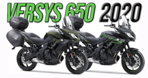 Kawasaki Versys 650 2020 – Já disponível em Portugal. thumbnail