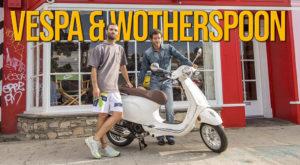 VESPA com Edição Especial  Wotherspoon 2020 thumbnail