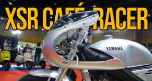 Yamaha XSR155 Café Racer – A personalização como estratégia comercial thumbnail