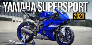 Novas cores 2020 para os modelos Yamaha Supersport YZF-R6, YZF-R3 e YZF-R125 thumbnail