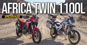 Novas Honda CRF 1100L Africa Twin de 2020 apresentadas na Sardenha thumbnail
