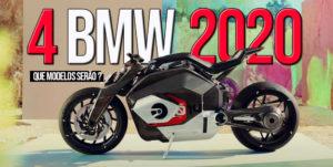 Vídeo Teaser da BMW mostra 2 modelos… serão as novas F 850 XR e a S 1000 XR de 2020 ? thumbnail
