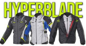 """Blusão Clover Hyperblade – Um novo conceito e desafio """"No Limits"""" thumbnail"""