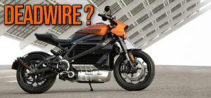 Harley-Davidson decide parar a produção das suas motos elétricas thumbnail