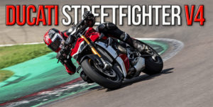 Ducati Streetfighter V4 de 2020 – The ultimate Hypernaked thumbnail