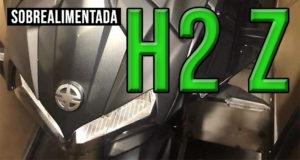 Novas imagens obtidas da Kawasaki Z H2 Sobrealimentada thumbnail