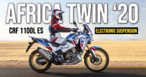 AFRICA TWIN ADVENTURE SPORTS ES 2020 – ELECTRONIC SUSPENSION thumbnail