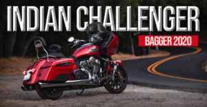 Indian Challenger 2020 – A Bagger norte-americana com motor V-Twin PowerPlus thumbnail