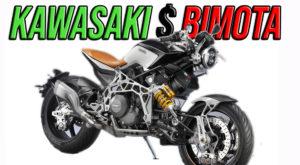 Bimota com nova oportunidade pela Kawasaki thumbnail