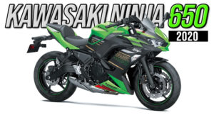 Kawasaki Ninja 650 – Melhorada para 2020 thumbnail