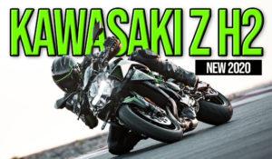 A Nova Kawasaki Z H2 Turbo 2020 – Vídeo thumbnail