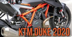 """GETDUKED"" – Vídeo Teaser sobre uma nova Duke 2020 thumbnail"