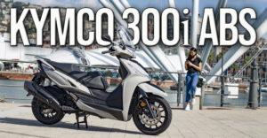 Kymco Agility 300i ABS na EICMA 2019 – Milão thumbnail