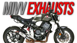 Novos escapes MIVV para a Honda CB1000R thumbnail