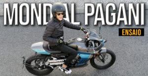 Ensaio Mondial Pagani 125 – Uma desportiva clássica de design exclusivo thumbnail