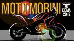 Moto Morini apresenta nova gama de motos em Milão no EICMA 2019 thumbnail
