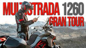 A Nova Ducati Multistrada 1260 Gran Tour 2020 – Expressão máxima de uma Sport Touring thumbnail
