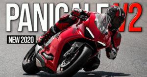Ducati Panigale V2 2020  – A nova Superdesportiva bicilíndrica italiana thumbnail