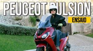 Ensaio Peugeot Pulsion 125 – Uma Scooter GT compacta e sofisticada thumbnail