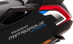 Peugeot Metropolis Ultimate – Novos modelos Sport e Business thumbnail