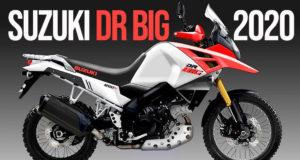 Suzuki anuncia o lançamento de uma nova Trail – Será uma nova DR BIG ? thumbnail