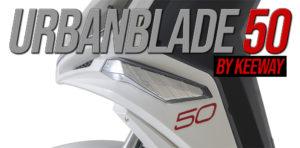Nova Scooter Keeway UrbanBlade 50 chega ao mercado nacional thumbnail