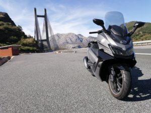 Scooter Daelim XQ1 125 D supera teste de 10.000 Kms thumbnail
