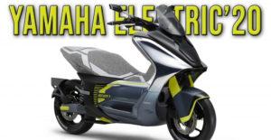 Yamaha aposta forte na mobilidade eléctrica – Salão de Tóquio 2019 thumbnail