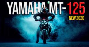 Nova Yamaha MT-125: A escuridão é o próximo nível thumbnail