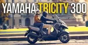 Yamaha Tricity 300 revelada no 46.º Salão de Tóquio de 2019 thumbnail