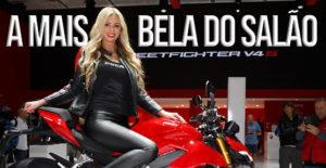 DUCATI Streetfighter V4 – Eleita a mais bela do Salão de Milão 2019 thumbnail