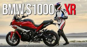 BMW apresenta uma nova S 1000 XR para 2020 no Salão EICMA em Milão thumbnail