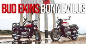 Triumph apresenta duas Edições Especiais da Bonneville homenagem a Bud Ekins thumbnail
