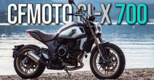 A CFMOTO revelou as novíssimas 700CL-X no Salão de Milão thumbnail