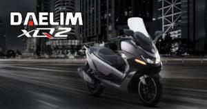 Nova scooter GT da Daelim XQ2 300 thumbnail