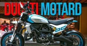 DUCATI MOTARD 800 – Protótipo Ducati sobre base Scrambler thumbnail
