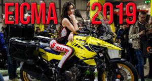 Os Protótipos e Modelos 2020 do Salão EICMA em Milão ( Parte 1 ) thumbnail