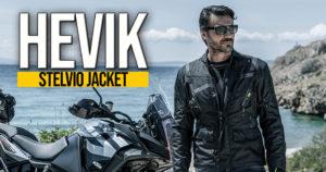 Blusão STELVIO da HEVIK – Modelo 2020 thumbnail