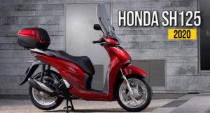 HONDA SH 125i de 2020 – Renovação Total thumbnail