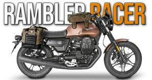 RAMBLER RACER – GAMA DE SACOS E ALFORGES DA KAPPA thumbnail