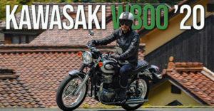 Kawasaki W800 de 2020 – Um Verdadeiro Icon Intemporal thumbnail
