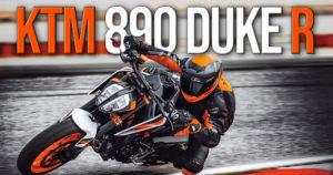 A KTM apresentou esta tarde em Milão a nova 890 Duke R thumbnail