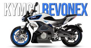KYMCO RevoNEX – Uma revolucionária moto eléctrica de alta performance apresentada em Milão thumbnail