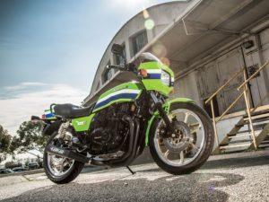 Kawasaki KZ1000R Eddie Lawson Replica thumbnail