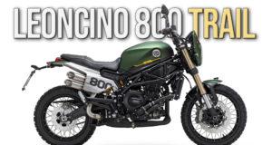 Benelli Leoncino 800 Versão Trail 2020 – Reforço da gama neo-clássica Leoncino thumbnail