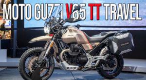 Moto Guzzi V85 TT Travel 2020 – Versão mais Aventureira da Classic Enduro thumbnail