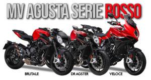 MV Agusta Serie ROSSO – Um conceito que torna as MV Brutale, Dragster e Turismo Veloce mais acessíveis thumbnail