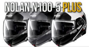 Capacete Nolan N100-5 Plus thumbnail